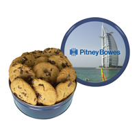 King Size Cookie Tin